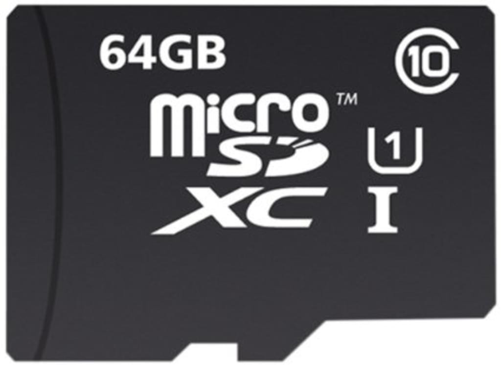 Image of Integral Smartphone and Tablet microSDXC Class 10 UHS-I U1 - 64GB (INMSDX64G10-90SPTAB)