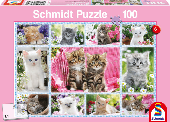 Schmidt-Spiele Katzenbabys