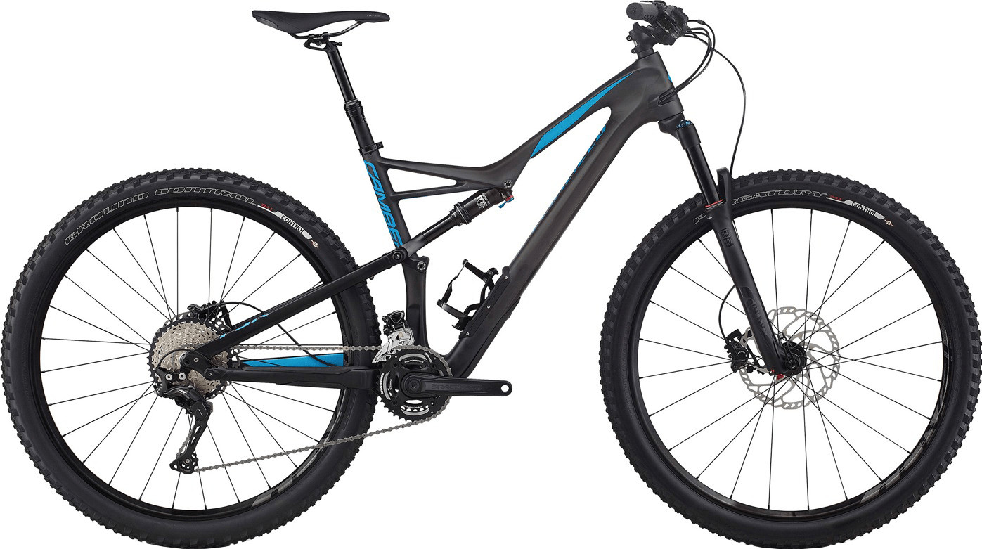 Specialized Camber Comp Carbon 29 (2017)
