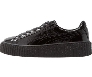 puma by rihanna creeper schwarz