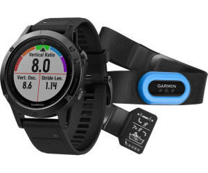 Garmin fenix 5 Saphir Performer-Bundle (010-01688-32)