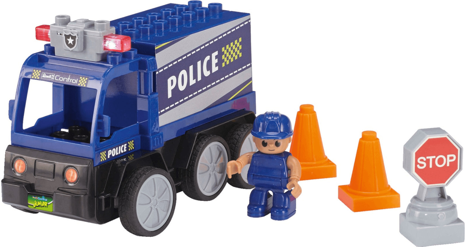 Revell RC-Junior Police Car (23004)
