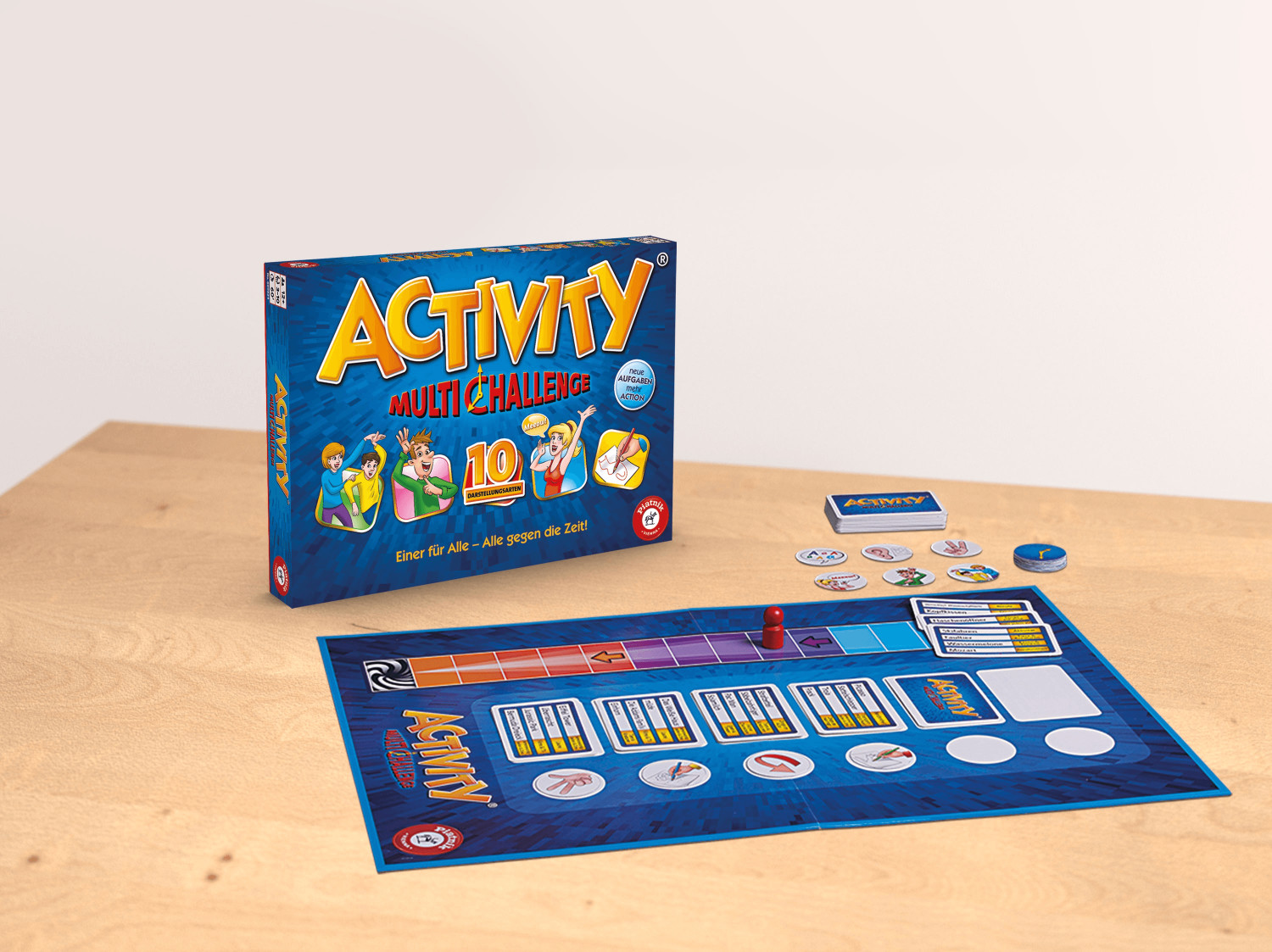 Piatnik Activity Multi Challenge