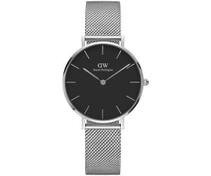 bc9a01785 Buy Daniel Wellington Classic Petite Sterling 32 mm from £59.00 ...