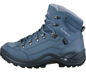 no sale tax best wholesaler picked up Buy Lowa Renegade GTX Mid Ws gray blue from £185.43 (Today ...