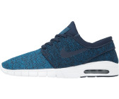 afa6941b03 Nike SB Stefan Janoski Max industrial blue/photo blue/light armory  blue/obsidian