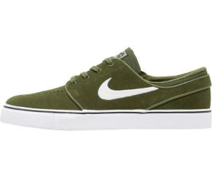 Buy Nike Zoom Stefan Janoski legion green black white from £135.07 ... 0218ce29b11d