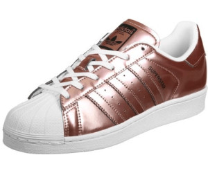 adidas superstar metallic sneaker