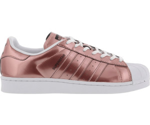adidas Superstar W copper Originals Damen Sneaker Retro