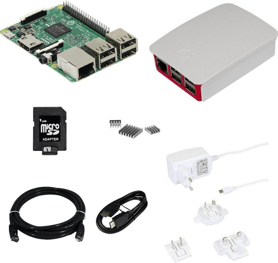 Raspberry Pi WA-Pi3Set2