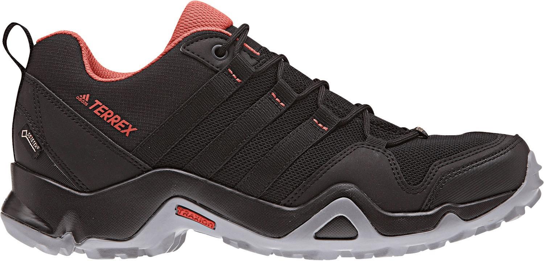 adidas Terrex Ax2r Gtx W, Zapatos de Senderismo Mujer, Negro (Negbas/negbas/rostac), 36 EU