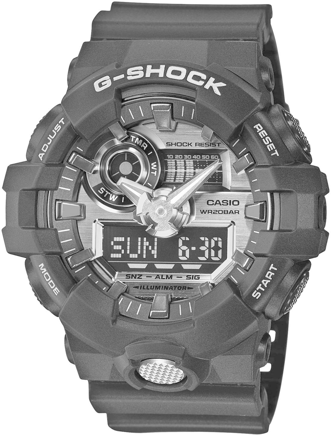 Casio G-Shock (GA-710-1AER)