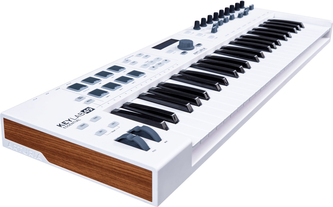 Image of Arturia KeyLab Essential 49 White