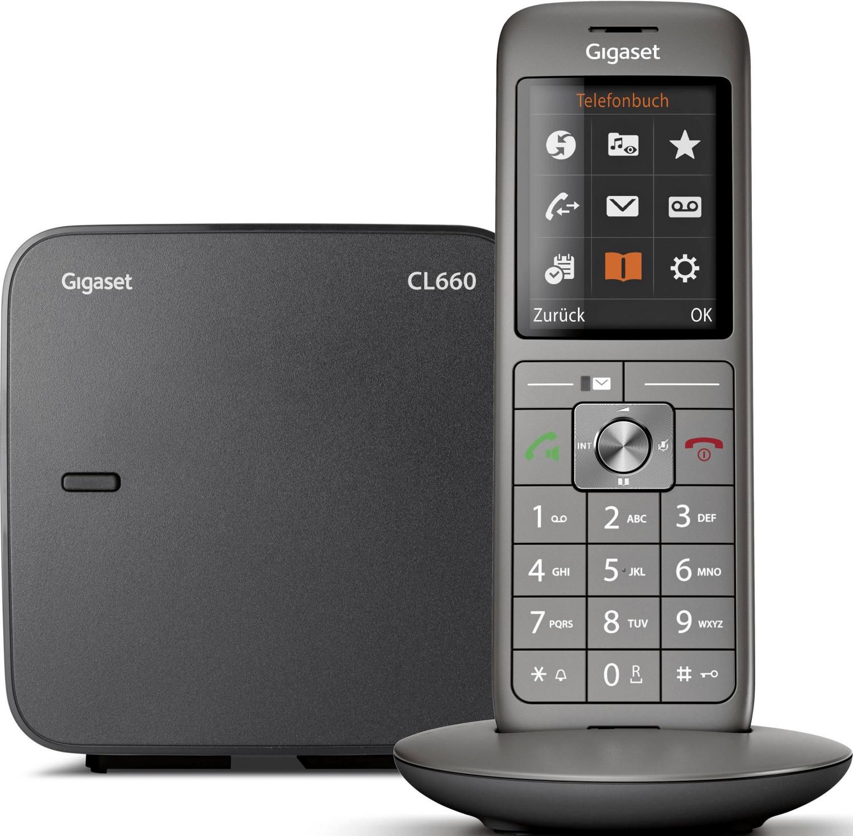 Gigaset CL660 - single