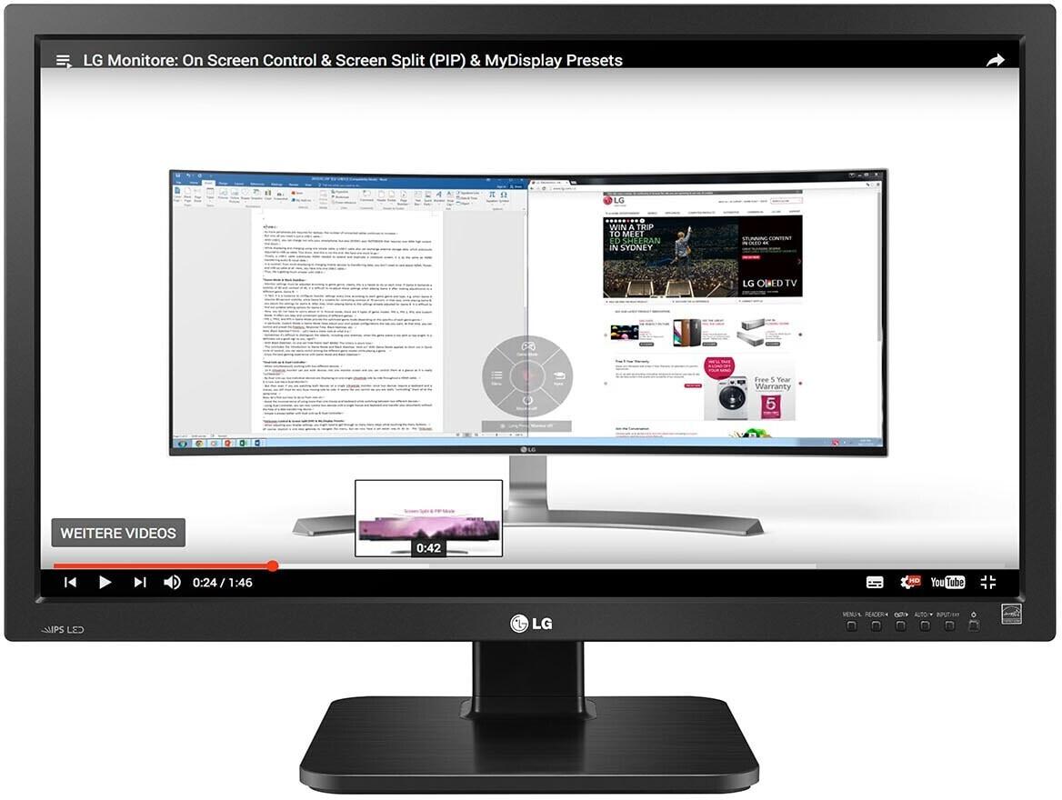 Image of LG 24BK55WY-B