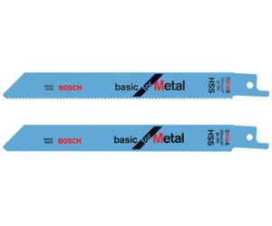 Basic for metal 5er-Pack Bosch säbelsägeblatt s 918 Bf