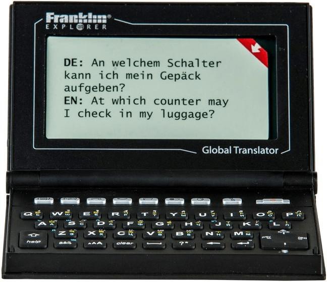 Franklin M520