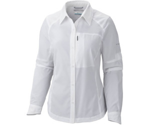 Columbia Silver Ridge LS Shirt Women (AL7079) white