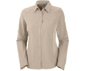Columbia Silver Ridge LS Shirt Women (AL7079) fossil