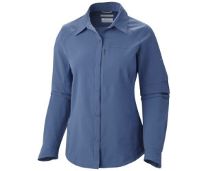Columbia Silver Ridge LS Shirt Women (AL7079) bluebell