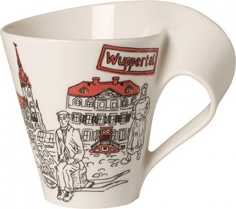 Villeroy & Boch Cities of the World Becher mit ...