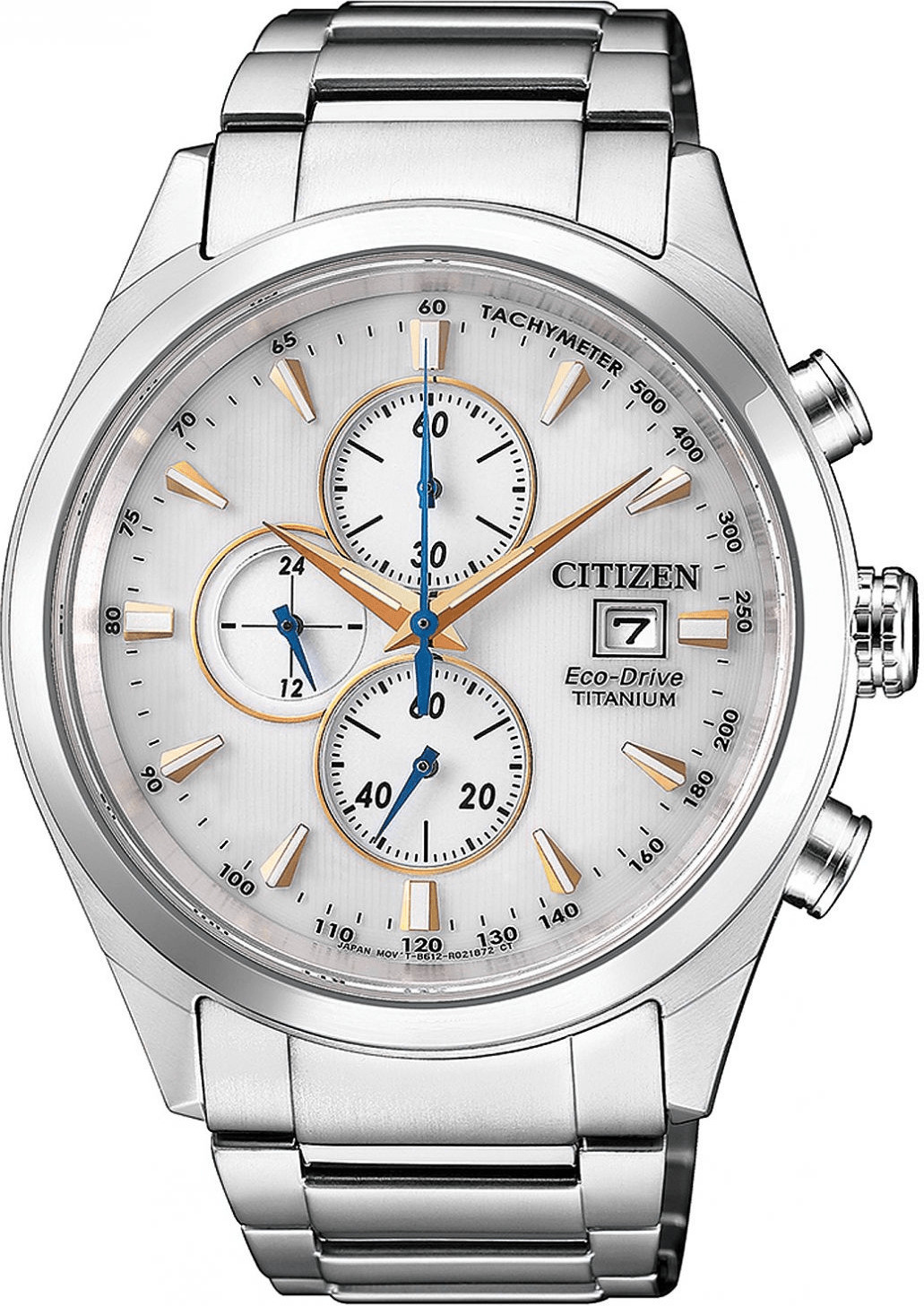 Citizen Eco-Drive Super Titanium (CA0650-82B)