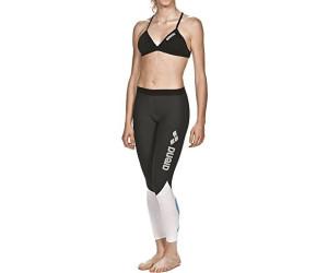 Arena Woman Carbon Compression Long Tight dark grey/white