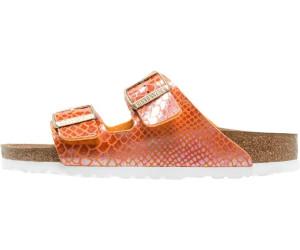 HjJaNrRJZz HjJaNrRJZz Arizona weit Komfort-Pantoletten, orange, orange