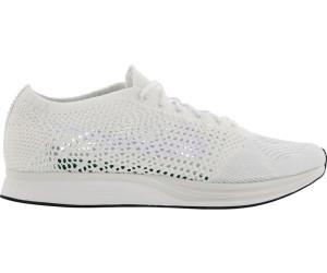 Nike Flyknit Racer white/sail/pure platinum/white ab 167,99 € (Juli ...