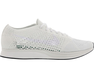 bbff9e673a8a 55125 bef9a  coupon for nike flyknit flyknit nike racer hvid sail pure  platinum hvid au meilleur prix ef93fa