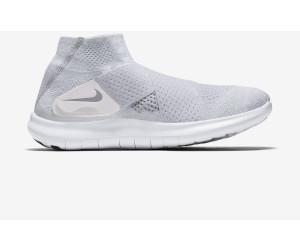 Nike Free RN Motion Flyknit 2017 whitepure platinumvolt