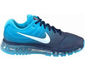 low priced f3375 71e12 Nike Air Max 2017 binary blue glacier blue chlorine blue