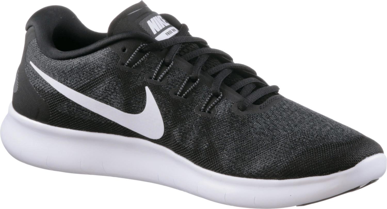 Nike Free RN 2017 black/dark grey/anthracite/white