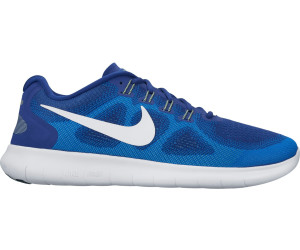 Nike Free RN 2017 deep royal blue/soar/ghost green/white