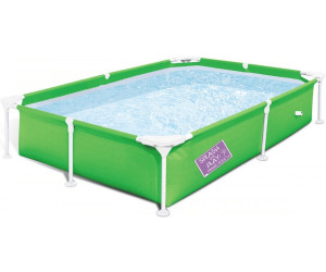 Buy bestway my first frame pool 221 x 150 x 43 cm 56430 for Intex pool 150 cm tief