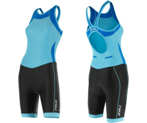 2XU X-Vent Y Back Trisuit Women blue atoll/black