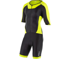 2XU X-Vent Full Zip Trisuit Men (MT4355D) black/lime punch