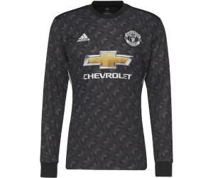 Maillot Extérieur Manchester United noir
