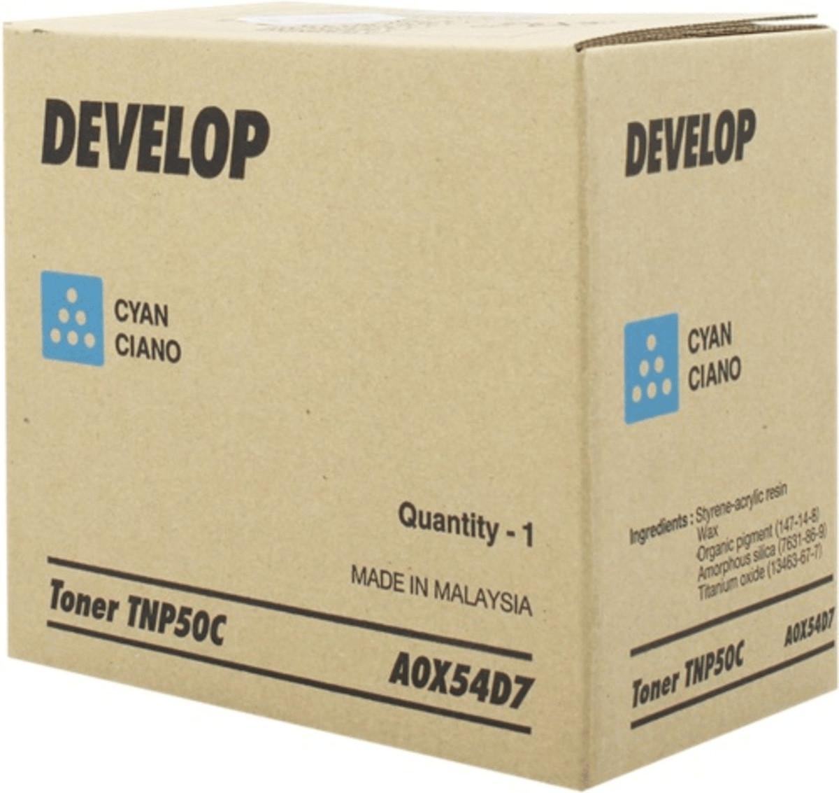 Image of Develop A0X54D7