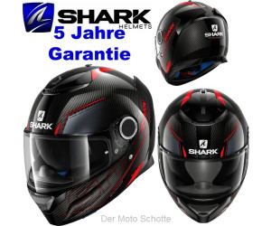 buy shark spartan carbon silicium grey red from compare prices on. Black Bedroom Furniture Sets. Home Design Ideas