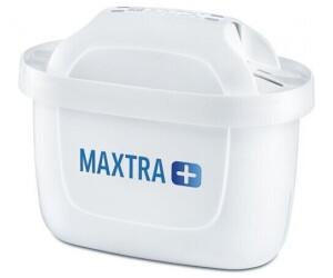 2er Pack weiß Für 100 l gefiltertes Wasser NEU Brita Filterkartuschen Maxtra