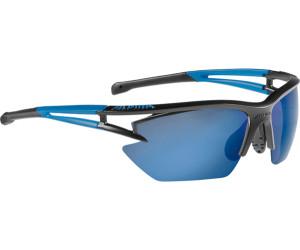 Alpina Eye-5 CM+ Sportbrille Blue Matt White) hpy4sK5DU