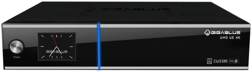 Image of GigaBlue UHD UE 4K 2xDVB-S2 FBC PVR ready