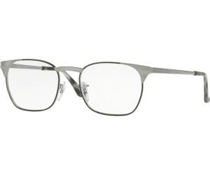 RAY BAN RAY-BAN Herren Brille » RX6386«, grau, 2901 - grau