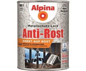 Alpina Anti-Rost 2,5 l Hammerschlag grün