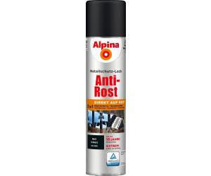 alpina spr hmetallschutz lack anti rost 400 ml matt. Black Bedroom Furniture Sets. Home Design Ideas