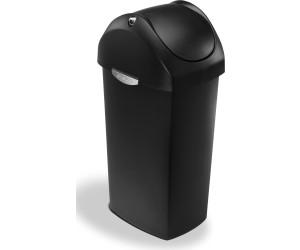 Sehr Simplehuman Schwingdeckel Abfalleimer 60 Liter ab 79,99 QS88