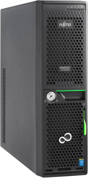 Fujitsu Primergy TX1320 M2 - Xeon E3-1220v5 - 8GB