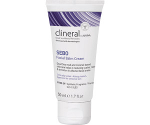 Ahava Clineral SEBO Facial Balm Cream (50ml)