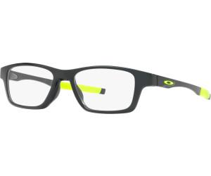 Oakley Herren Brille »CROSSLINK HIGH POWER OX8117«, grau, 811703 - grau